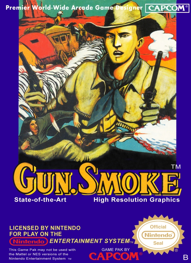 Gun Smoke 03