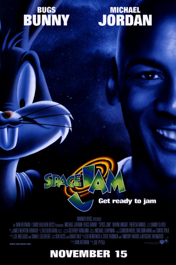 Review Space Jam 11